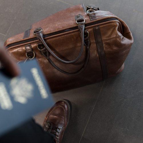 أفضل طريقة لحزم حقيبة السفر لزيادة المساحة