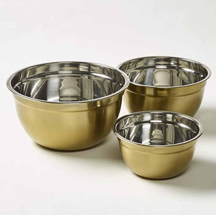 mixing bowl 3  peice