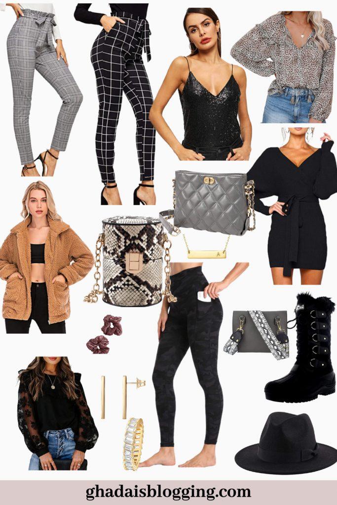 Amazon Winter 2021 Fashion Under $25