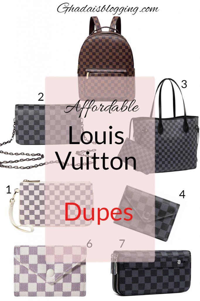 affordable louis vuitton bag ages dupes