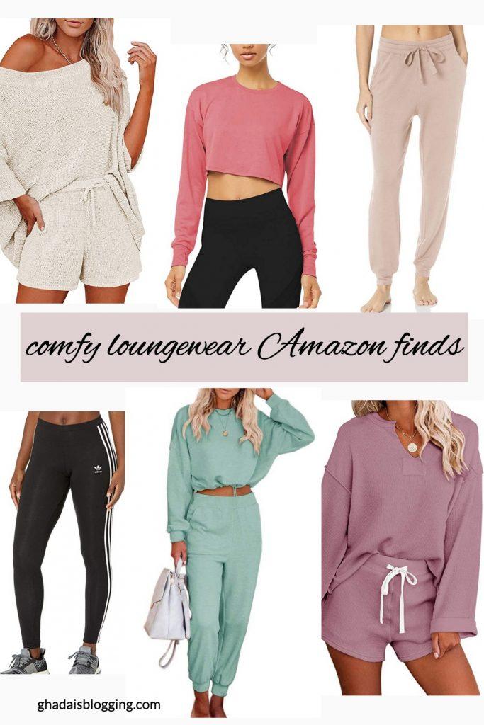 comfy loungewear