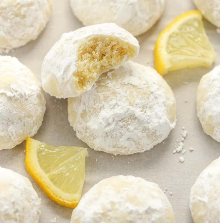 lemon bescuit