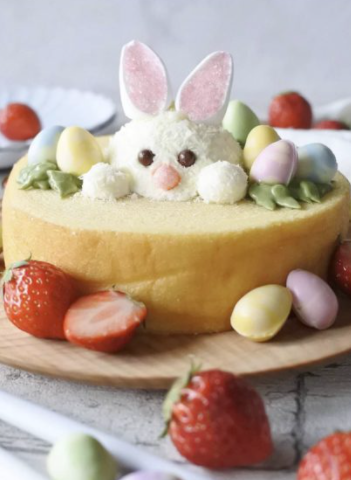 easter cheese cake