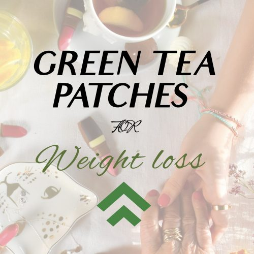 Green Tea Patches For Weight Reduction?