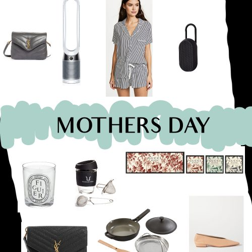 MOTHER DAY GIFT GUIDE