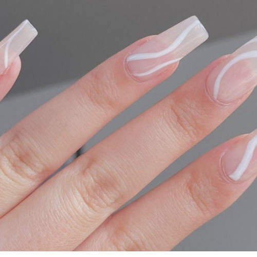 30+ White Nail Designs Perfect For everytime look