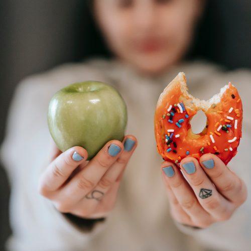 junk food in the school